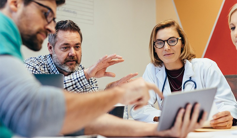 How Digital Transformation Can Help the Healthcare Sector's Journey to Recovery