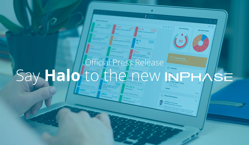 Say Halo to InPhase v16 [Press Release]