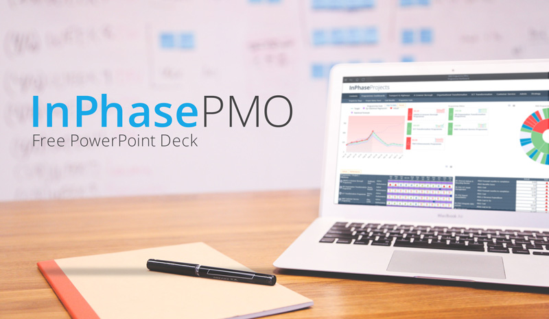 Finally, the ability to integrate PMO with business management