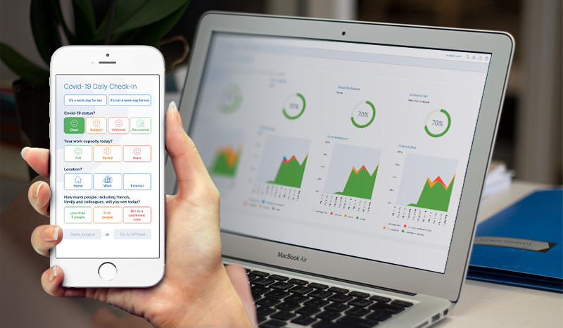 Staff health and wellness app for COVID-19 delivered first to NHS